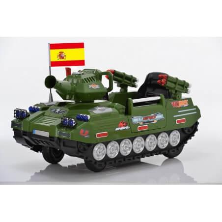 Tank Militär-Armee-erde 12v