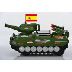 Tank Militär-Armee-erde 12v Erschöpft