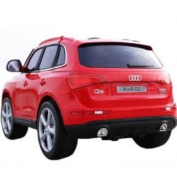 Audi Q5 XL Lizenziert 12v remote control 2.4 G Erschöpft