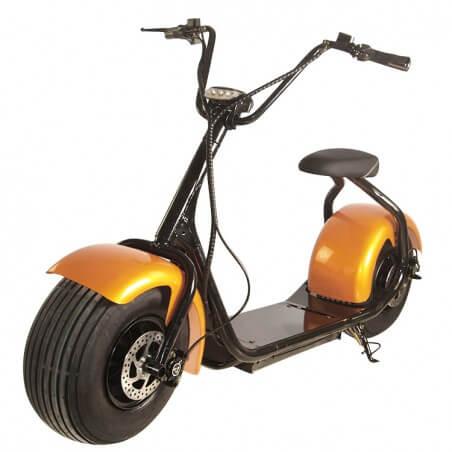 der Roller elektrisch CityCoco GOLD 60v