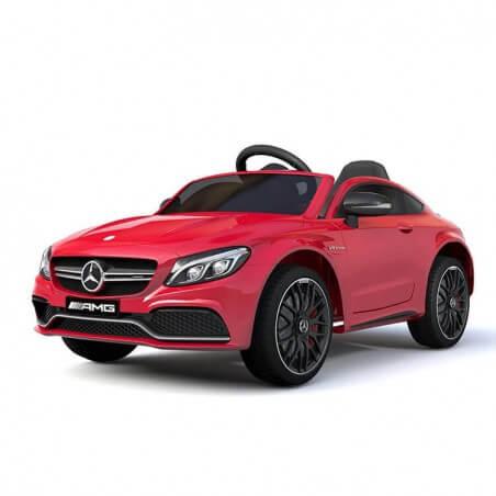 Mercedes C63 mit offizieller Lizenz