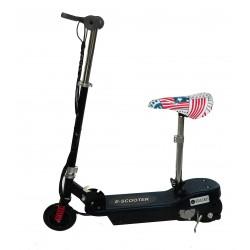 der Roller elektrisch mit sitz 24v - kinder Erschöpft