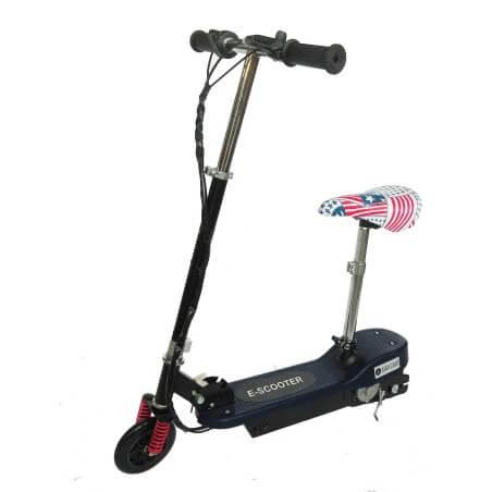 Elektro-Roller für Kinder mit Sitz, 24V