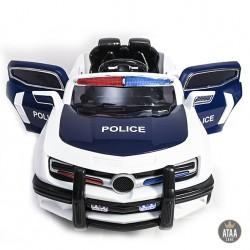 Polizei Auto mit sirene 12v Erschöpft