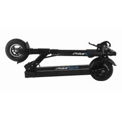 der Roller Elektrisch Skateflash Urban-Advance-350W Erschöpft