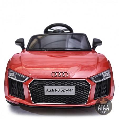 Audi R8 Spyder 12v lizenziert