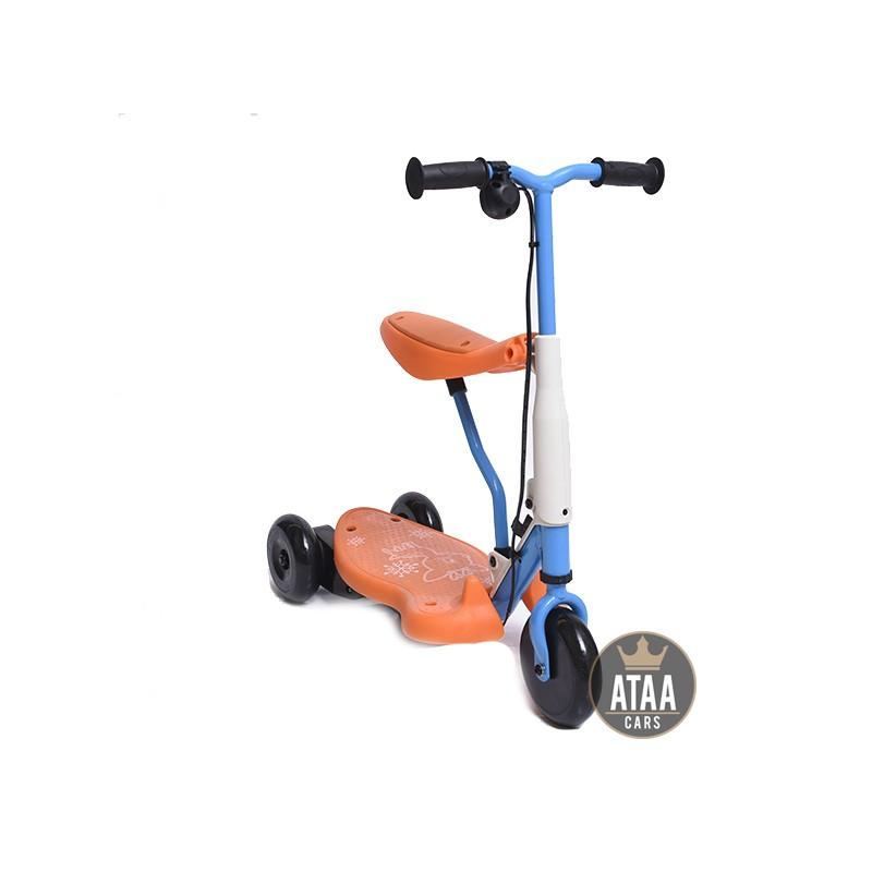 elektrisches Dreirad 6v Chick Scooter elektro-für kinder
