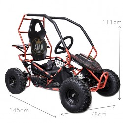 Buggy Safari 36v 36 volt