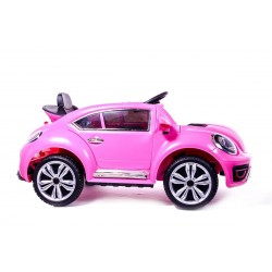 Käfer-New Beetle-12v mit fernbedienung rc Erschöpft