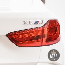 BMW X6M batería12v 12 volt