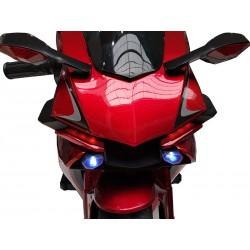 elektro-Motorrad ATAA GPE Erschöpft