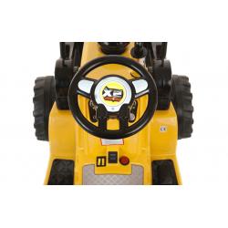 Traktor Schaufel kinder-12v Mit fernbedienung günstig Erschöpft