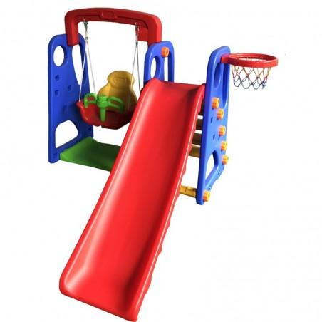 Kinderspielplatz 3 en 1