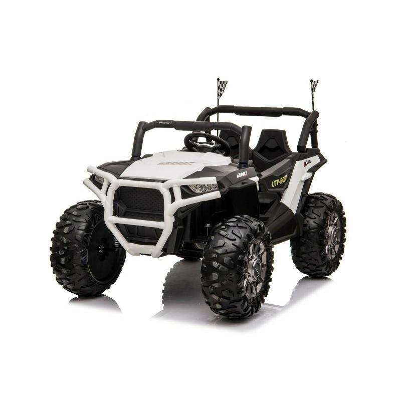 ATAA MAX Buggy Utv 4x4 für Kinder mit Doppeltsitz Go-kart und Buggy