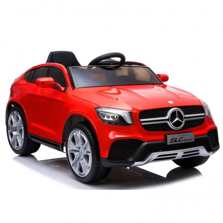 Mercedes GLC coupe Edition