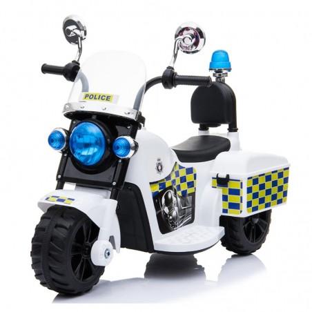 Mini Polizei Motorrad