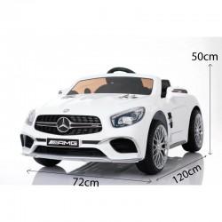 Mercedes SL65 mit Fernbedienung , 12V Akku 12 volt