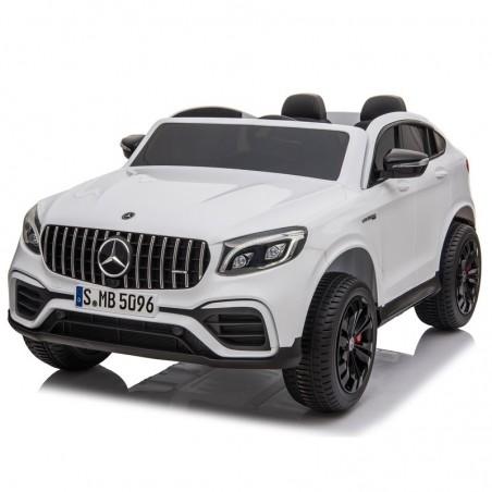 Mercedes GLC Coupé Doppeltsitze