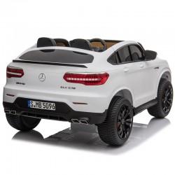 Mercedes GLC Coupé Doppeltsitze 12 volt