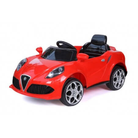 Alpha Romeo 4C Stile 12V