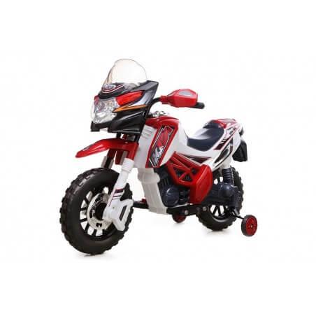 Elektro-Motorrad Moto Cross Kinder 6V