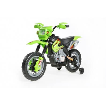 Mini Cross 6V-Elektro-Motorrad für Kinder mit Akku