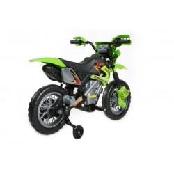 Mini Cross 6v - elektro-Motorrad für kinder mit akku Erschöpft