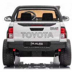 Toyota Hilux 850 24V Doppelter Sitzplatz 24 Volt