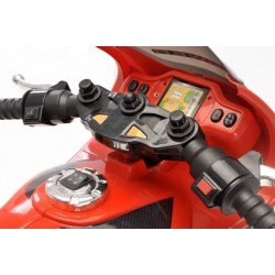 Super Sport Bike 6v elektro-motorrad für kinder Erschöpft