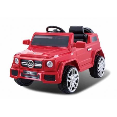 Mercedes G-Wagon Style 12V Elektro-Auto für Kinder