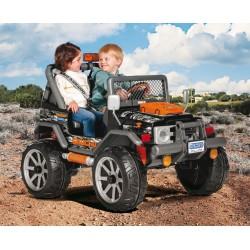 Gaucho Rock ' in 4x4 12v -elektroauto kinder 2 plätze Erschöpft