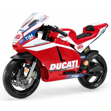 Ducati GP Amtsblatt - elektro-motorrad für kinder