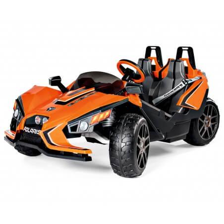 Polaris SlingShot Zweisitzer - buggy elektro kinder zwei sitze 12v