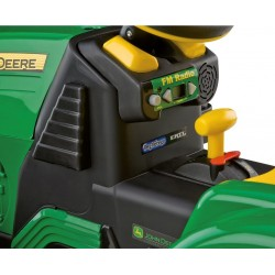 Bagger John Deere 12v - traktor Erschöpft