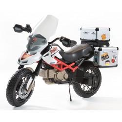 Ducati HyperCross Amtsblatt 12v - elektro-motorrad für kinder mit akku Erschöpft