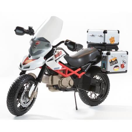 Ducati HyperCross Amtsblatt 12v - elektro-motorrad für kinder mit akku
