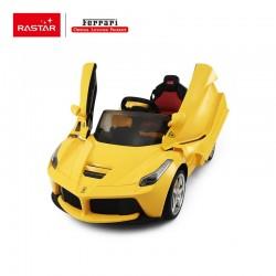 Der Ferrari Lizensiert 12v Erschöpft