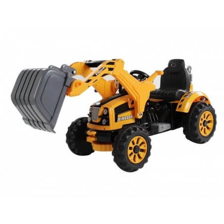 Bagger KINGDOM 12v - Traktor elektrisch für kinder